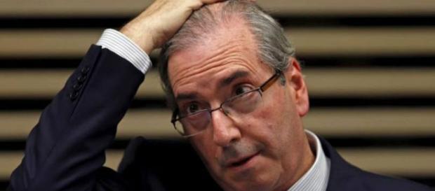 Eduardo Cunha está preocupado e não sabe o que fazer