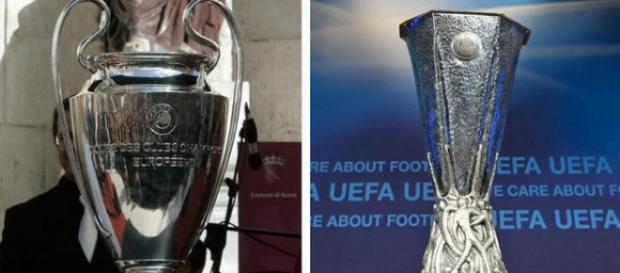 El fútbol español es protagonista en la Champions League y Europa League