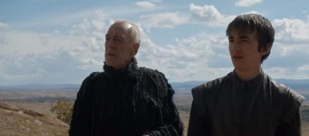 Game of Thrones season 6 theories: who is the Three-eyed-crow. Screencap: GameofThrones via Youtube