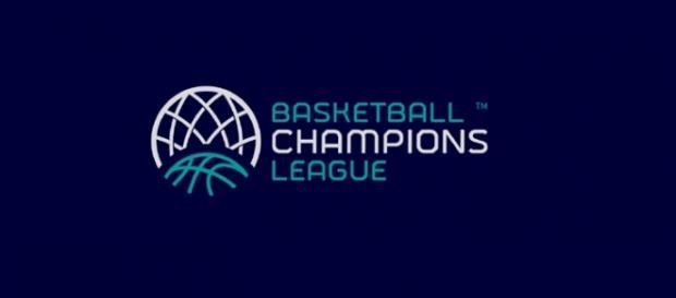 Logo de la nueva competición de la FIBA: Basketball Champions League