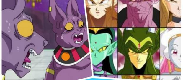 Los 12 universos y los temibles dioses de la destrucción