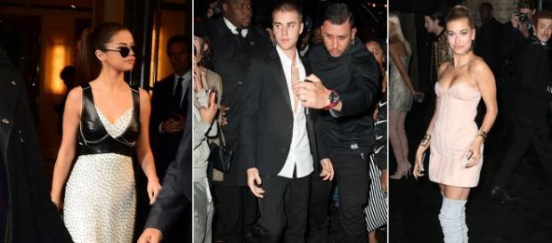 Selena teria evitado after party para não ver ex