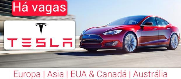 Tesla Motors está contratando em todo o mundo - Foto: Reprodução Tesla Motors