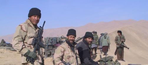 El presidente afgano se comprometió a ejecutar a todas las personas implicadas en el terrorismo.