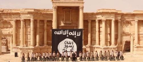 Esecuzioni a Palmyra per mano dei miliziani.