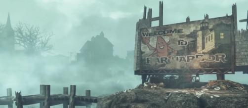 'Fallout 4' - 'Far Harbor' screencap via YouTube Bethesda Softworks
