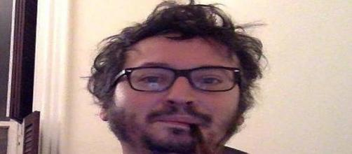 Il professor Guido Menzio, scambiato per un terrorista da una passeggera.