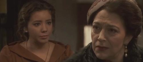 Il Segreto, puntata 1029: Francisca chiede perdono ad Emilia.