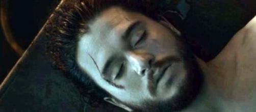 Kit Harington interpreta Jon Snow