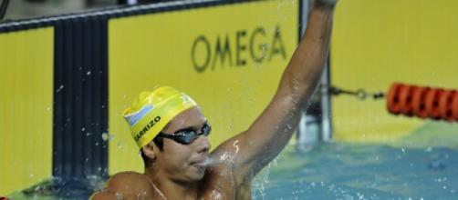 Carrizo logró la clasificación a los Juegos Olímpicos en la prueba de 1.500 metros libres