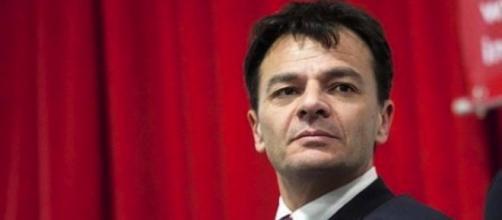 Stefano Fassina, leader di Sinistra Italiana.