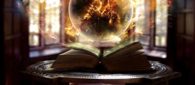 A magia flui entre ondas de emoções transcendentes. Apenas os que sentem a vislumbraram.