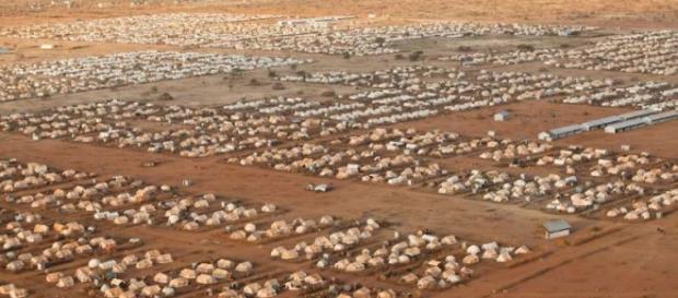 Dadaab Refugee Camp in Kenya/UNHCR