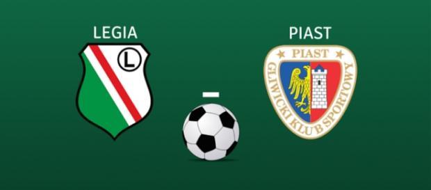 Legia Warszawa - Piast Gliwice to mecz, który najprawdopodobniej zadecyduje o Mistrzostwie Polski