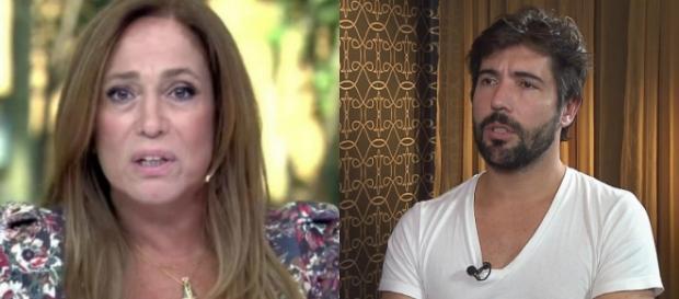 Susana Vieira decide responder a Sandro Pedroso