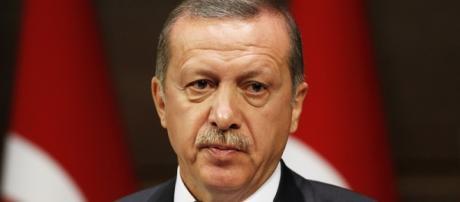 Il presidente turco Recep Tayyp Erdogan