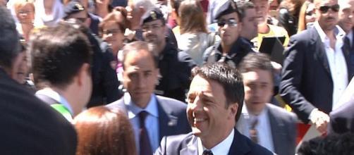 Renzi è tornato a dire la sua sull'immigrazione in un discorso a Firenze
