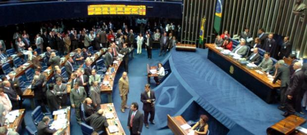 Destino de Dilma está nas mãos do Senado Federal