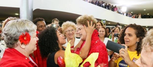 Dilma aumenta aprovação do seu governo