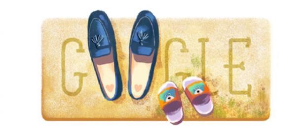 Durante todo este domingo das mães, internautas vão se deparar com uma homenagem do Google para elas.