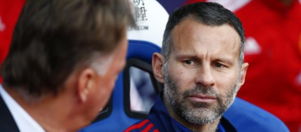 Giggs looks to the future, but will it be at Old Trafford (Picture by United News Fan Club)