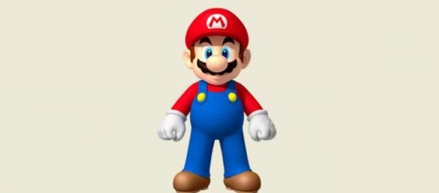 Promotional artwork of Mario / via wikipedia