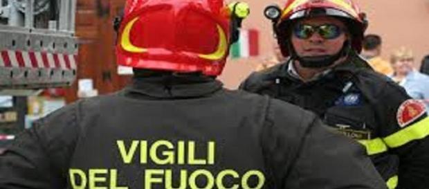 Roma: crollo parziale di una palazzina