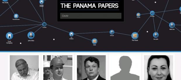 Surprize pe lista Panama Papers