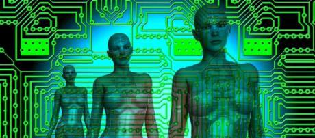 El mundo robotizado en el futuro