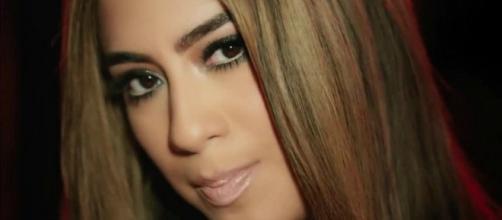 Ally Brooke Hernandez of Fifth Harmony / screencap via Flesik.com