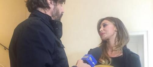 Belen Rodriguez: Tapiro d'Oro di Striscia la Notizia per tatuaggio cancellato