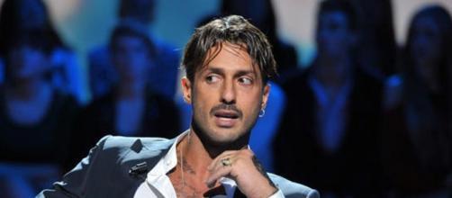 Fabrizio Corona, intervenuto al Costanzo Show