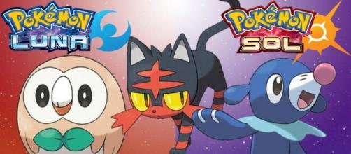 Los nuevos Pokemones iniciales