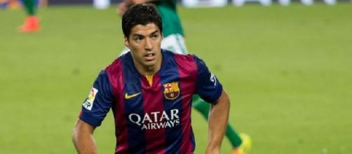 Luis Suarez scored 37 goals this season (Wikipedia)