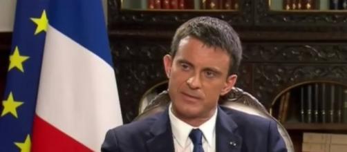 Manuel Valls, primo ministro francese