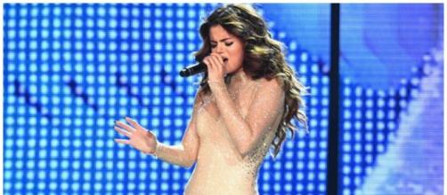 Selena Gomez atuando em Las Vegas