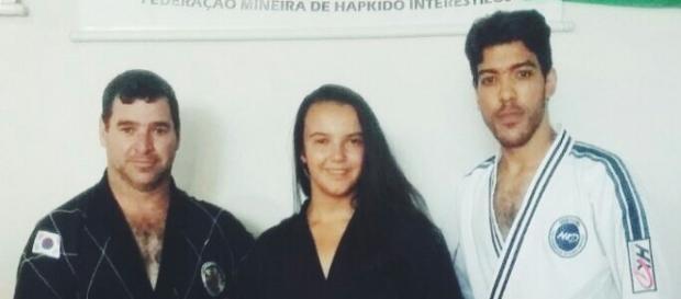 Animada pelas Olimpíadas, Letícia Silva investe do esporte