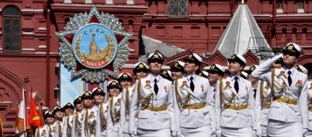 Anniversario della vittoria sovietica contro il nazifascismo