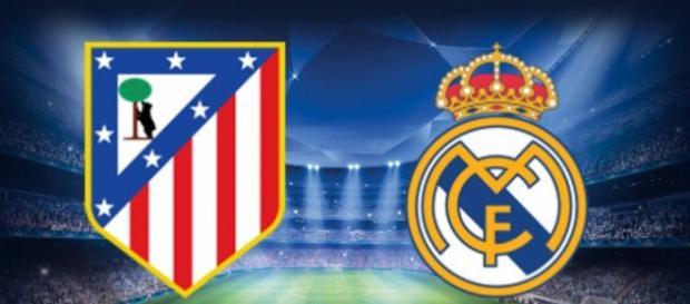 Atlético Madrid - Real Madrid la gran final.