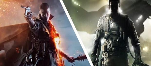Battlefield 1 y CoD:IW competirán por ser el nuevo rey de los shooters