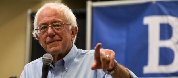 Bernie Sanders, creative commons via Flickr