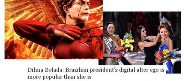 Dilma Bolada é elogiada pelo The Guardian