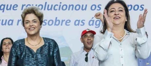 Dilma diz que opositores irão promover redução de programas sociais