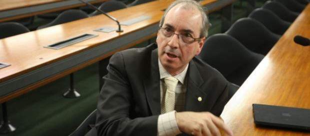 Eduardo Cunha, presidente afastado da Câmara pelo Supremo.