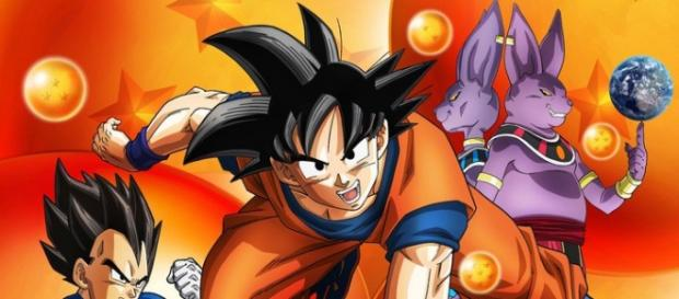 Episodios 43-46 de Dragon Ball Súper