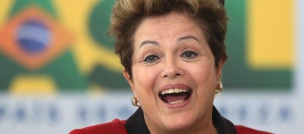 Foto/Divulgação: Presidente Dilma Rousseff.
