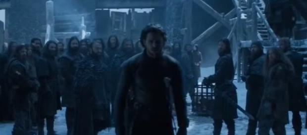 Game of Thrones 6: theories about Jon Snow. Screencap: Game of Thrones Best Scenes via YouTube