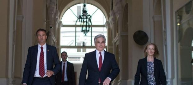 Il Cancelliere austriaco Werner Fayman si dimette dopo la sconfitta elettorale