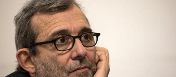 Il candidato del Pd Giachetti, accusato di vergognarsi del suo partito