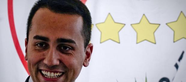 Il Vicepresidente della Camera Luigi DI Maio